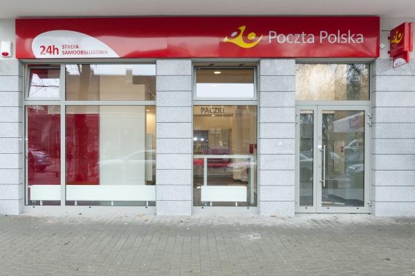 Poczta Polska w Pruszkowie