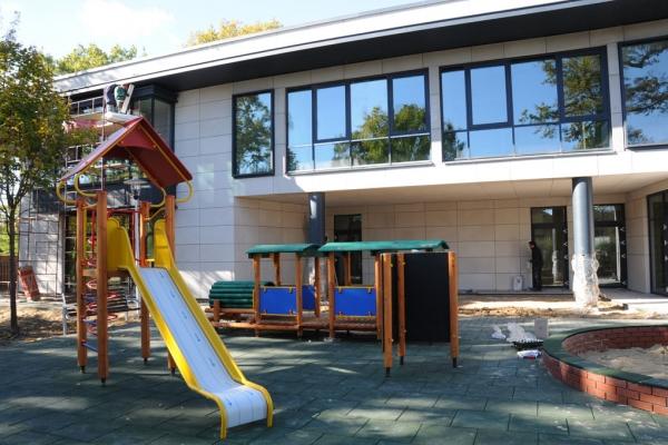 Przedszkole w Milanówku