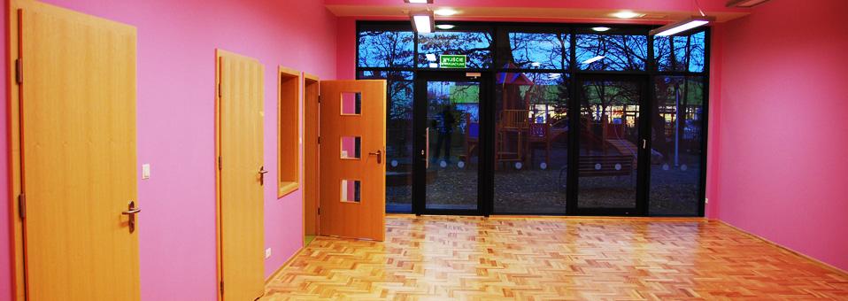 Sala dydaktyczna dla starszaków